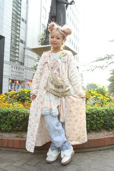 Punk Outfits, Indie Outfits, Grunge Outfits, Streetwear Mode, Streetwear Fashion, Lolita Outfit, Tokyo Street Style, Japan Street, Japanese Street Fashion