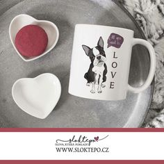 Vše co potřebujeme je LÁSKA. ❤️☕ #sloktepo #hrnky #love #present #domov #darek #stesti #laska #rodina #czechgirl #czechboy #czech #prague Sweet Home, Mugs, Tableware, Beautiful, Prague, Dinnerware, House Beautiful, Tumblers, Tablewares
