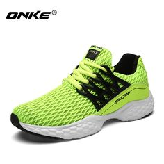 buy online 24298 c3605 2017 Hotsale Men Running Shoes Breathable Women Sneakers Lightweight Sports  Shoes for Men Runner Zapatillas Deportivas Hombre -in Running Shoes from  Sports ...