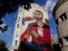 I Spent 5 Days Wandering Around Kiev To Capture Its Spirit Through Street Art