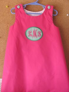 Monogrammed A Line Jumper with FREE personalization by vduff, $35.00