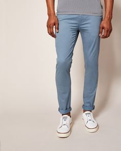 075cf78464b108 10 Best Light blue chinos images