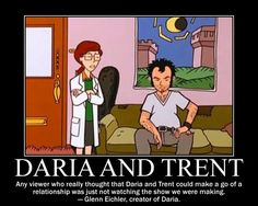Daria and Trent: The Future by LK-of-fanfiction-net.deviantart.com on @deviantART