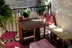 L'arredamento giusto può trasformare anche il più piccolo dei balconi in un posto davvero spettacolare! Ecco 20 idee a cui ci possiamo ispirare!