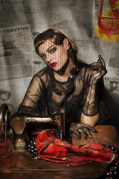 Ridiculously beautiful art photography: by photographer Andrey Yakovlev & art director Lili Aleeva.
