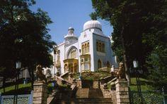 Дворец эмира Бухарского — дворцовый ансамбль в городе Ялта на территории санатория «Ялта».