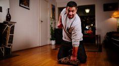 En pute kan være treningsapparatet som gir deg en skikkelig sprek start på januar, mener treningsekspert Yngvar Andersen.