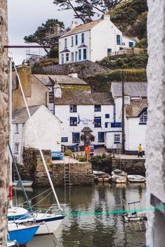 Visit Polperro Through This Stunning Cornwall Photo Diary (Polperro, Southern Cornwall, England) Polperro Cornwall, Newquay Cornwall, Skye Scotland, Highlands Scotland, Scotland Castles, Yorkshire England, Yorkshire Dales, South Yorkshire, Cornwall Beaches