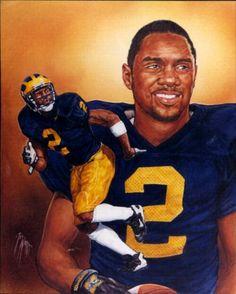 1997 Charles Woodson - Michigan