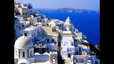 Beautiful Greece with song of Nana Mouskouri - YouTube