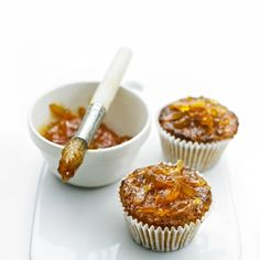 Chunky Marmalade Muffins - Cakes for tea! - Recipes - from Delia Online Seville Orange Marmalade, Orange Muffins, Apple Muffins, Marmalade Recipe, Cinnamon Muffins, Cupcakes, Birthday Treats, Small Cake, Muffin Recipes