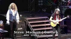 Nad Sylvan  Steve Hackett  pescarajazz 2014