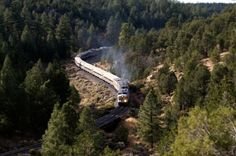 The Official Site for Grand Canyon Railway. Grand Canyon packages with vintage train tours to Grand Canyon National Park since lodging at the Grand Canyon Railway Hotel and various Grand Canyon hotels, RV park stays and a vintage Arizona experience. National Park Lodges, Grand Canyon National Park, National Parks, Grand Canyon Hotels, Grand Canyon Railway, Arizona Falls, Arizona City, Route 66 Road Trip, Us Road Trip