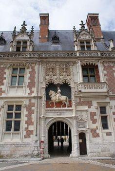 Chateau de Blois, France