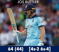 Jos Buttler hits England's quickest World Cup 100 Latest Cricket News, World Cup Final, How To Run Longer, The 100, England, Baseball Cards, Butler, Sports, Hs Sports