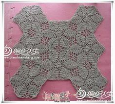Sidney Artesanato: Blusa de crochet...com mini toalhinhas e  gráfico