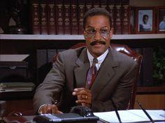 Seinfeld: Season 7, Episode 3 The Maestro (5 Oct. 1995)  Phil Morris , Jackie Chiles