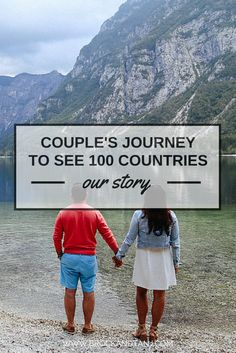 Our journey of seeing 100 countries. We are on a mission to see 100 countries in our lifetime and we are half way there! See our current adventures, where we've been and how far we have to go on our blog. Click the link to see our story.