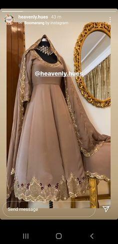 Party Wear Indian Dresses, Designer Party Wear Dresses, Dress Indian Style, Wedding Dresses For Girls, Indian Fashion Dresses, Indian Wedding Outfits, Indian Designer Outfits, Bridal Outfits, Simple Pakistani Dresses