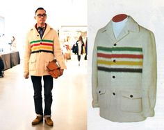 Vintage 1970's LLBean Jacket