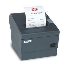 thermal printer keeping barcodes clothing labels and gas station