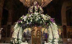 Orthodox Easter, Christ Is Risen, Amazing Pics, Funeral, Christmas Tree, Seasons, Holiday Decor, Flowers, Greece