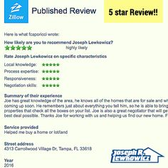 Reviews of Realtor