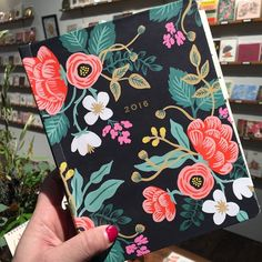 #floral planner | Rifle Paper Co.