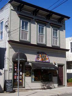 Tiger Lily Cafe Alternative Eatery, Port Jefferson, Long Island, NY