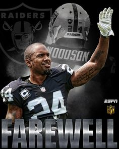 Best Defensive Back EVER to play the game! Sir Charles Woodson future Hall of Famer! Raiders Girl, Raiders Stuff, Oakland Raiders Football, Nfl Oakland Raiders, Nfl Football, Football Players, Okland Raiders, Oakland Athletics, Charles Woodson