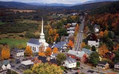One of my favorite places in the world. Stowe, Vermont. It's a perfect escape from everything.