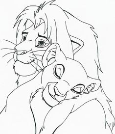24 Re Leone Disegni Da Colorare Ideas Horse Coloring Pages Lion King Disney Coloring Pages