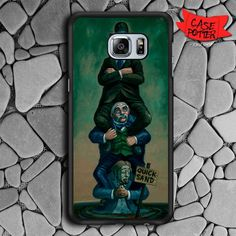 Haunted Mansion Samsung Galaxy S6 Edge Black Case