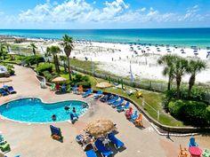 Hampton Inn Pensacola Beach: Top 7 Oceanfront Hotels in Pensacola Beach in 2019 (with Prices & Photos) - TripsToDiscover Croatia Travel, Thailand Travel, Bangkok Thailand, Italy Travel, Pensacola Beach, Destin Beach, Seine River Cruise, Beachfront Property, Hampton Inn