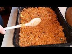 Koložvárska kapusta - YouTube Taste Of Home, Food Crafts, Food And Drink, Cooking, Youtube, Recipes, Retro, Cuisine, Kitchen