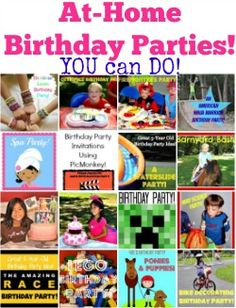 Art Birthday Party A Great Party Idea For Year Old Girls