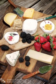 "Celebrate Earth Day with a DIY ""Local Cheese Platter"" and Wine"