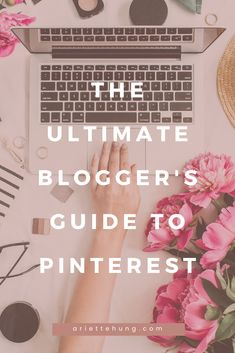Pinterest is a visual search engine, with over 200 billion posts. Read this blog post to learn how to use Pinterest effectively for your blog and business and bring in more views. Email Marketing, Affiliate Marketing, Copy Editing, Photographer Branding, Floral Bouquets, Cool Lighting, Pin Image, Online Jobs, Teaching English