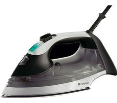 HOTPOINT SI E40 BA0 Quick Perfection Steam Iron - Black