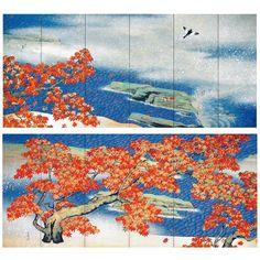 YOKOYAMA foglie d'autunno