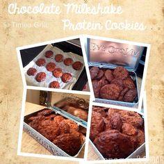 Diétás recept: csokis protein keksz