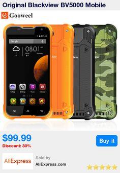 Original Blackview BV5000 Mobile Phone 5.0 inch Quad Core smartphone 2GB RAM 16GB ROM Android 5.1 Dual SIM Waterproof Phone * Pub Date: 20:44 Jun 30 2017