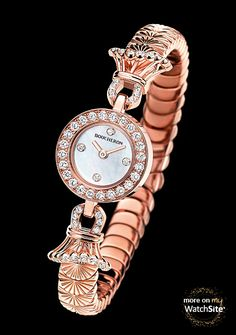 Ma Jolie Pink gold with diamonds - Pink Gold - Diamonds - Boucheron
