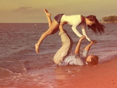 Time to fly - 50 Ideas of Love Photography  <3 !