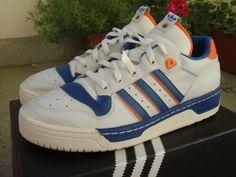 Adidas Consortium Rivalry Lo Knicks Ewing US 11 .5 FR 46 UK11 ...