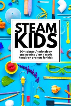 "STEM (science, technology, engineering and math) is all the buzz in education. And for good reason – parents and teachers want their kids to be prepared for our STEM-filled world. We need scientists to find cures to diseases. We need computer developers to program the next ""big thing"". We need pilots to fly airplanes… and …"
