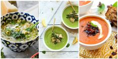 Pass the spoon and enjoy these guilt-free soups.