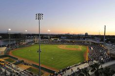 Banner Island Ballpark home of the Stockton Ports