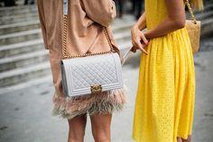 Paris Couture Fashion Week Streetstyle