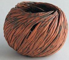 Contemporary Basketry: Clay by Lidia Bosevski